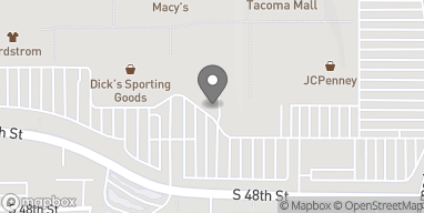 Map of 4502 S Steele St in Tacoma