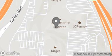 Mapa de 3 Serramonte Ctr en Daly City
