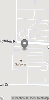 Map of 8071 Guide Meridian Rd in Lynden