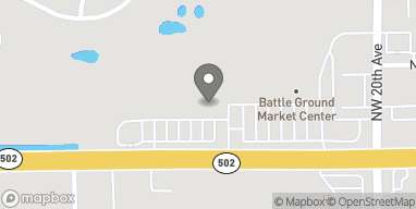 Map of 2312 W Main St in Battle Ground