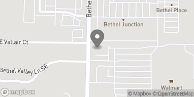 Map of 3475 Bethel Rd SE in Port Orchard