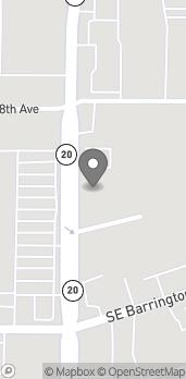 Map of 31600 SR 20 in Oak Harbor