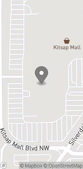 Map of 10315 Silverdale Way NW in Silverdale