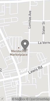 Map of 2280 Mendocino Ave in Santa Rosa