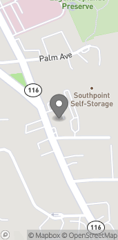 Map of 801 Gravenstein Hwy S in Sebastopol