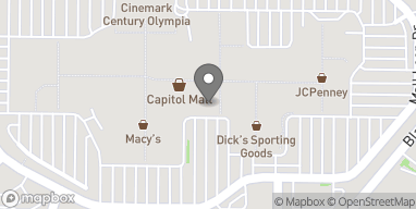 Map of 625 Blacklake Blvd in Olympia