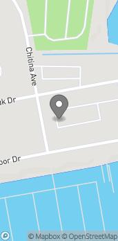 Map of 200 Chitna Street in Valdez