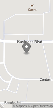 Map of 11432 Business Blvd in Eagle River