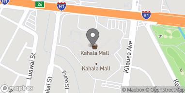 Map of 4211 Waialae Ave in Honolulu