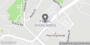 Map of 1160 Kuala Street in Pearl City