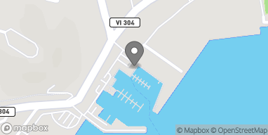 Map of 8168 Crown Bay Marina in Charlotte Ama