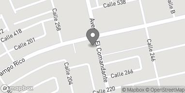 Map of 3000 Ave Roberto Sanchez Virella in Carolina