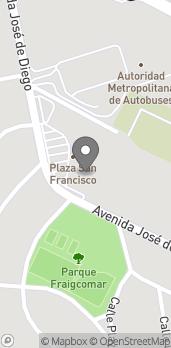 Map of Gf 15-A in San Juan
