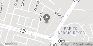 Map of Pr 167 Km 18.8 in Bayamon