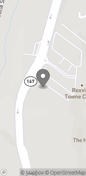Map of Road 167 Intersection Road 199 in Bayamon