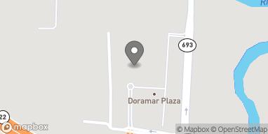 Map of Carr 693 Int. 659 Km 1.5 in Dorado
