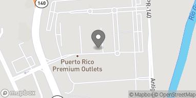 Map of 1 Premium Outlet Blvd in Barceloneta