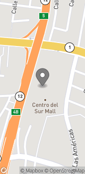 Map of Miguel A. Pou Blvd. Km. 26.4 in Ponce