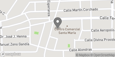 Map of Calle Capitan Correa And Calle Ferrocarril in Ponce