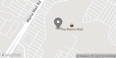 Map of 364 Maine Mall in South Portland