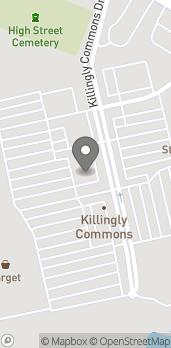 Map of 1111 Killingly Commons Dr in Dayville