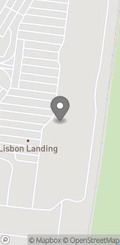 Mapa de 160 River Rd en Lisbon