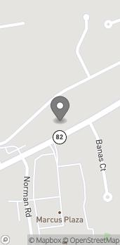 Map of 609 W Main St in Norwich