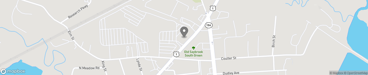 Map of 631 Boston Post Rd in Old Saybrook