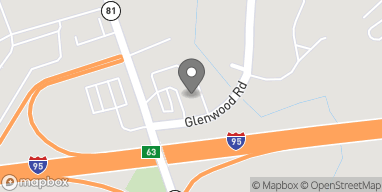 Map of 7 Glenwood Rd in Clinton
