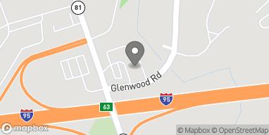 Mapa de 7 Glenwood Rd en Clinton