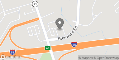 Map of 7 Glenwood Road in Clinton