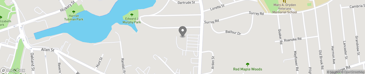 Map of 128 Island Pond Road in Springfield