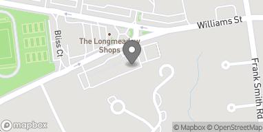 Mapa de 827 Williams Street en Longmeadow