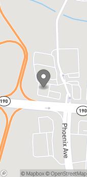 Mapa de 7 Hazzard Ave en Enfield