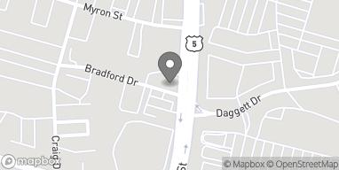 Mapa de 1018 Riverdale St en West Springfield