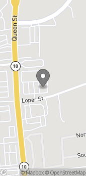 Map of 405 Queen St in Southington