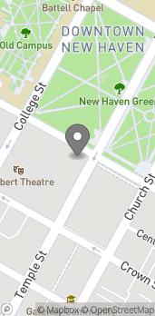 Mapa de 936B Chapel St en New Haven