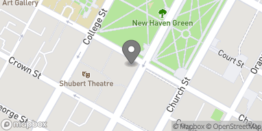 Mapa de 936B Chapel St en New Haven