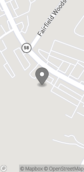 Mapa de 2273 Black Rock Turnpike en Fairfield