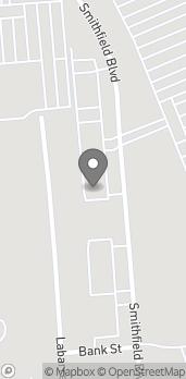 Map of 43 Smithfield Blvd in Plattsburgh