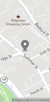 Map of 2147 Summer St in Stamford
