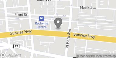 Map of 237 Sunrise Hwy in Rockville Centre