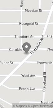Map of 176 Franklin Ave in Franklin Square