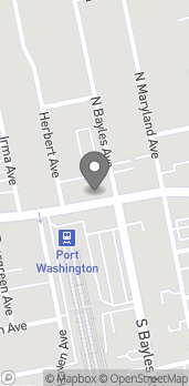 Map of 53 Main St in Port Washington