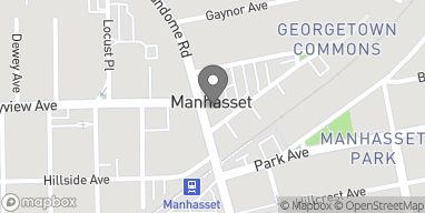 Map of 376 Plandome Road in Manhasset