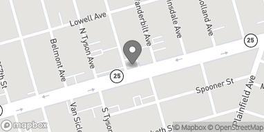 Map of 181 Jericho Tpke in Floral Park