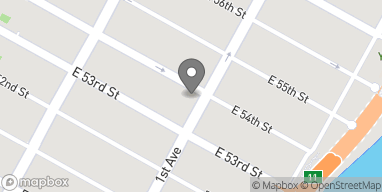 Map of 983 1st Ave in New York