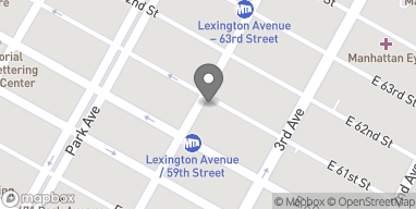 Map of 773 Lexington Avenue in New York