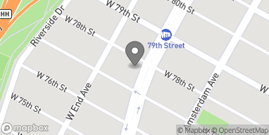 Map of 526 Amsterdam Avenue in New York