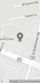 Map of 48 Rockland Plaza in Nanuet